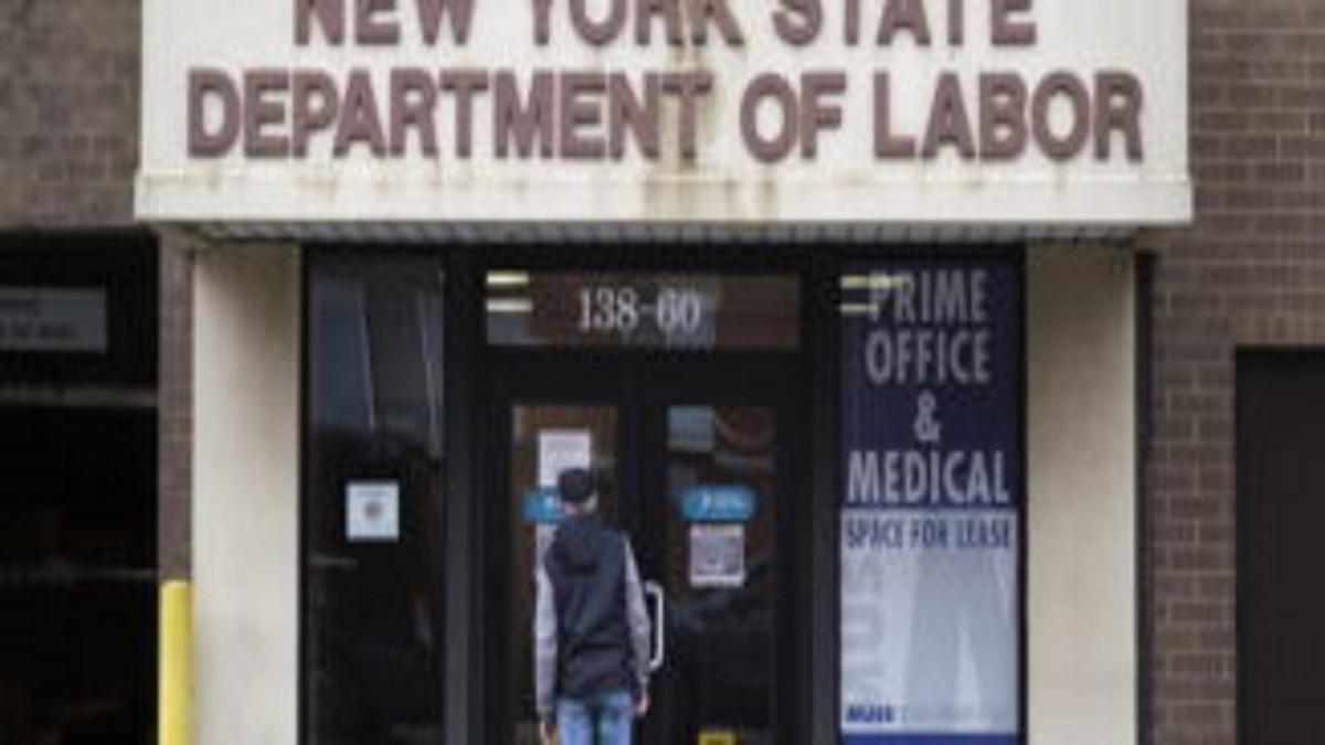 Unemployment in New York due to Coronavirus